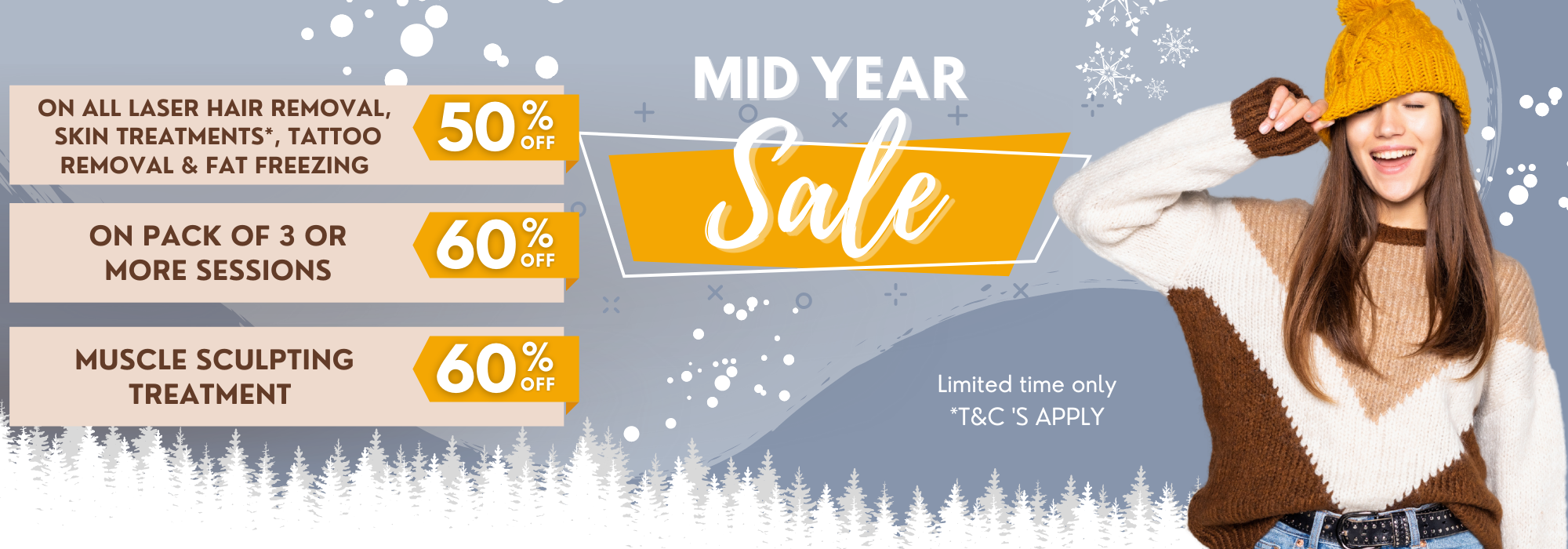 Banner mid year sale